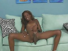Tameka big Cock