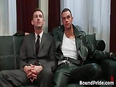 Cliff and Troy in horny extreme gay part6