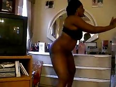 Black girl dance
