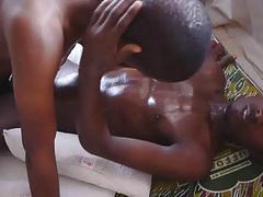 DeFlowering An African Butt Hole