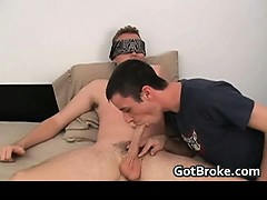 Sexy hunk Seth gets facial after getting part3