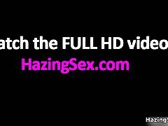 Sexy teen babes get horny masturbating