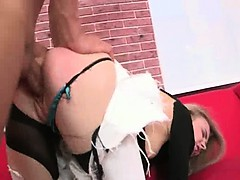 extremely sexy blondie fucking hard