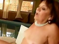 Ugly granny getting fucked