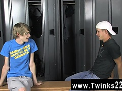 Amazing twinks After gym classmates tease Preston Andrews he sulks in the