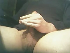 Plump redhead boy- magnificent erection, dripping his cum