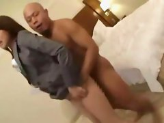 Hot Office Lady Licked And Fucked In The Hotel Room