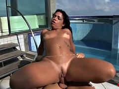 outdoor anal with hot brazilian babe
