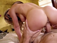 cherie deville gets fucked by her stepson reverse cowgirl