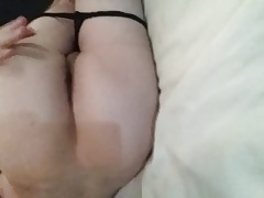 MiyerSweetHooker Finger in ass horny slut needs it