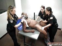 Milf fucks pool guy Milf Cops
