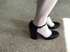 Mary Jane Shoeplay 3