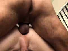 Daddy Scott Bareback Fucks Colby Cross