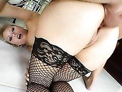 European fuck sluts and sticky facial fun