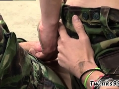 Boys spanking gay sex free movie Uniform Twinks Love Cock!