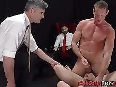 Religious gay gets fucked