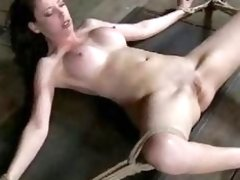 Star showed in the dungeon and gets destroyed BDSM movie