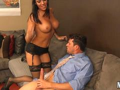 Co-Workers Fuck Rachel Starr