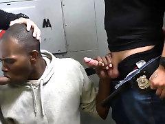 Cops bondage boys free gay Shoplifting leads to caboose