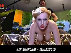 massive tits and cum covered her snapchat - elinaxgold