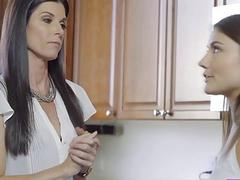 Adria Rae and stepmom India Summer