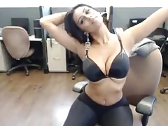 Super Hot Girl Masturbating in Webcam WOW!