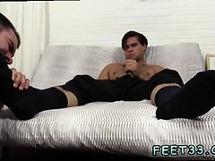 Dirty indian bear gay porn Cameron Worships Aspen's Feet & M