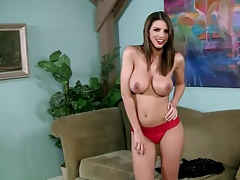 Brunette gives BJ and gets facial by WxA8AxW