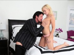 Sultry Bailey Brooke Dicked by Stepdad