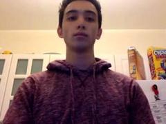 Wanking in my room
