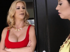 Sweet loving Alexis Fawx getting a meaty dick