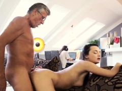 Old man spanks young girl xxx What would you choose -
