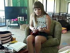 Alex Blake loves to fuck you in a hotel room (POV Style)