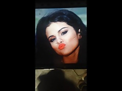 Selena Gomez CumTribute (2)