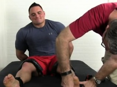 feet fetish gay xxx What could be better than tying up a big