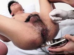 Medical Fetish Asians Vahn and Jayrald