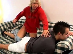 Male spanking video crying gay Spank Bros Beat Each Other