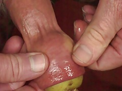 Mr. Potato foreskin - part 2