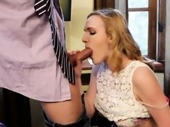 Nice Sweet Tits Blonde Student Fucked Hard Blake Lovely