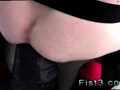 Teen boy anal video gallery gay A Proper Stretching Fist Fuc