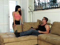 Real teen fucks stepdad