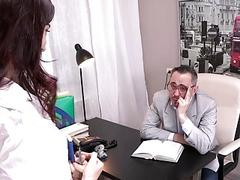 Tricky old teacher shows Esenia