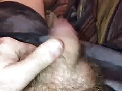 Jack up my dick in bed