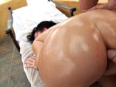 ashli orion anal fucked by a large prick doggystyle