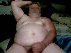 Horny Chub Daddy Cums