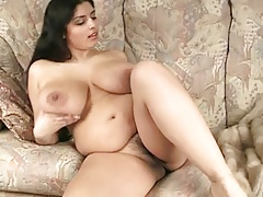 Gorgeous Big Tit BBW Cougar