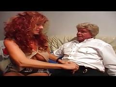 Redhead has a nice fuck